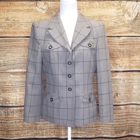 Pendleton Jackets & Blazers - Pendleton Casual Wool Blend Blazer size 8